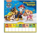 Paw Patrol Pup-Tastic Songs Piano Board Book 1