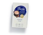2 x 8pk Nuvia Drinking Chocolate Sachets 30% Cocoa 98% Sugar-Free 2