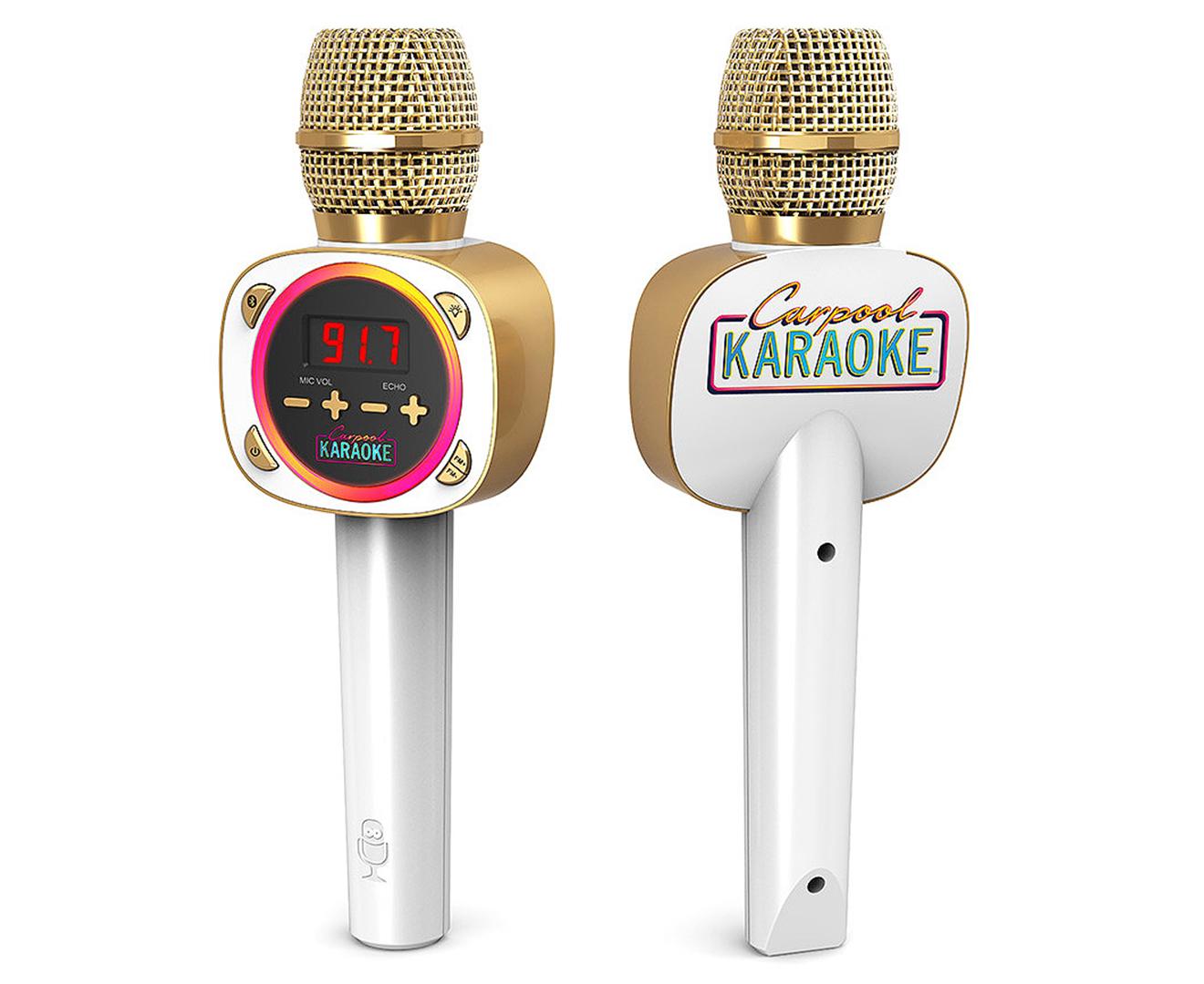 Singing Machine Carpool Karaoke | Beanstalk Mums