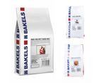 Cake Mix 3 x 1kg Pack Bakels. Chocolate Mud, Red Velvet & Crème Cake Muffin Mix 1