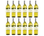 Outback Jack Pinot Grigio 2019 750ml  - 12 Bottles 1