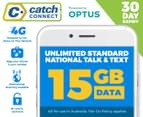 Catch Connect 30 Day Mobile Plan - 15GB 1