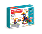 Magformers Designer 62pc magnetic construction educational STEM building set 1