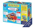 Orchard Toys Big Fire Engine 20-Piece Jigsaw Puzzle 3