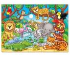 Orchard Toys Jigsaw Who's In The Jungle? 25-Piece Jigsaw Puzzle 2