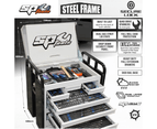 Sp Tool Box Ute Off Road Sp50218 Tool Kit 380 Pc Steel 7 Drawer Tool Cabinet 2