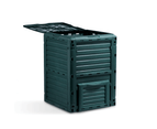 290L Compost Bin Food Waste Recycling Composter Kitchen Garden Composting 8
