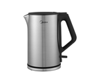 MIDEA 1.5L Stainless Steel Cordless Kettle Keep Warm Electric  Kettle Water Jug 1