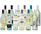 Simply Sweet White Wine Mix Dozen Brown Brothers Moscato - 12 Bottles 1