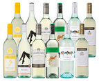Pinot Grigio Everyday Mixed White Wine Australian Tasting Pack - 12 Bottles 1