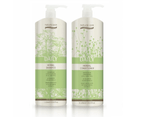 Natural Look Daily Herbal Shampoo & Conditioner 1000ml 1