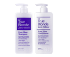 Hi Lift True Blonde Zero Yellow Shampoo & Conditioner  350ml 1