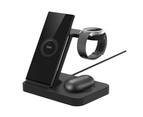 Orotec Multi Samsung Wireless Charging Station 3-in-1 Wireless Charging Port plus 1 USB Port (4-in-1) 1