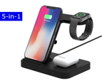 The Ultimate 5-in-1 Wireless Charging Docking Station 1