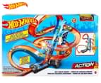 Hot Wheels Action Set Sky Crash Tower Toy 1