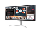 LG 34WN650-W 34in UltraWide Full HD HDR IPS Monitor 2
