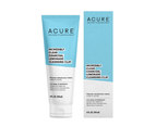 Acure Incredibly Clear Charcoal Lemonade Vegan & Cruelty Free Facial Scrub 118ml 1