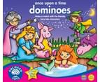 Orchard Toys Once Upon a Time Dominoes Fun Matching Fairytale Game 1