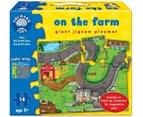 Orchard Toys Giant On The Farm Jigsaw Playmat 20pieces 1