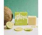 Ethique Solid Butter Block Coconut & Lime (Vegan & Palm Oil Free) 100g 4