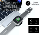 Portable Magnetic Apple iWatch Wireless USB Charger Series 5/4/3/2/1 2
