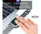 Portable Magnetic Apple iWatch Wireless USB Charger Series 5/4/3/2/1 4