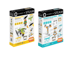 Academy Of Steam Multipack - Hydraulics Science And Solar Plane STEM Construction Set 1