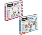 STEM Mechanics Multipack - Newton'S Laws And STEM Structures STEM Construction Set 1