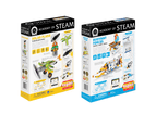 Academy Of Steam Multipack - Buoyant Forces And Solar Plane STEM Construction Set 1