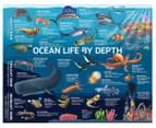 Puzzlebilities: Ocean Life 500-Piece Jigsaw Puzzle 2