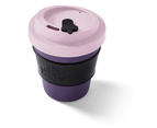 BioSip Travel Mug 12oz - Light Berry / Berry / Black 1
