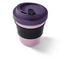 BioSip Travel Mug 12oz - Berry / Light Berry / Black 1