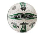 Dellios ASTRUM Soccer Ball, Size 4, 32 hexagonal - Green / white 1