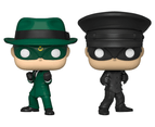 Funko POP! Television The Green Hornet 2 Pack Action Pose 2019 NYCC 3