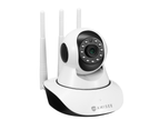 1080P WiFi Wireless PTZ IP Camera for Home Security Surveillance System w/ Motion Detection Remote Access 128GB 2 cameras 7