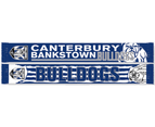 Canterbury Bulldogs NRL Alliance Double Sided Jacquard Scarf 1