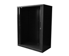 RAPIDLINE GO TAMBOUR CUPBOARD 5 SHELVES 900W x 1981H x 473mmD Black 2