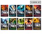 Alex Rider 10-Book Collection by Anthony Horowitz 1
