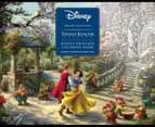 Disney Dreams Collection Thomas Kinkade Studios Disney Princess Coloring Poster Book : Disney Princess Coloring Book 1