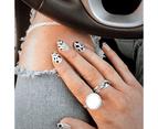 Mitty - Gel-Me Almond Full Coverage Nail Tips 500pcs - Medium 6