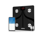 RENPHO Body Fat Scale Weight Bathroom Smart Digital Bluetooth USB Rechargeable 1