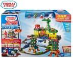 Thomas & Friends TrackMaster Super Station Trainset 1