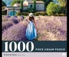 Provence - France : 1000-Piece Jigsaw Puzzle 1