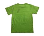 KIDS PLAIN T SHIRT Children's Child 100% COTTON Boys Girls Basic Blank Tee Top - Lime 2