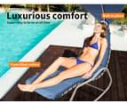 Outdoor Furniture Sun Lounge Swing Chair Lounger Canopy Bed Sofa Garden Patio 6