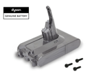 Dyson V8 vacuum cleaner replacement battery 1