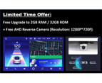 Car Dealz 10.2 Android 8.1 BMW 1-Series E88 E82 E81 E87 2004 - 2011 Head Unit Plus OEM Fascia - 2005, Right Hand Drive, A 5