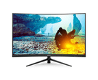 Philips 322M8CZ 32in 165Hz Full HD 1ms Curved FreeSync Gaming Monitor 1