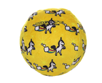 Mighty Ball Unicorn Large Tuff Dog Toy for Medium and Large Dogs by Tuffy 1