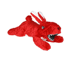 Mighty Angry Animals Rabbit Tuff Dog Toy for Medium & Large Dogs by Tuffy 1